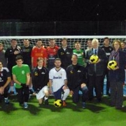 Old Dean Community Football Club group photo